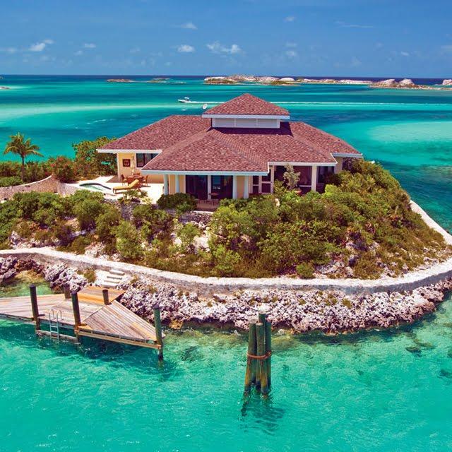 Bahamas Beach House: BANCO DE IMÁGENES: Islas Bahamas