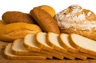 Roti tawar sebagai menu sarapan pagi