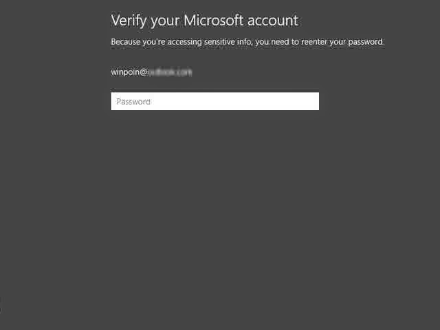 Cara Mengganti Password di Windows 8.1 (Akun Online)