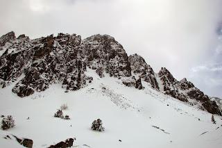 Base del corredor Entrenament Son Goku en el pico Peiraforca, Campcardós.