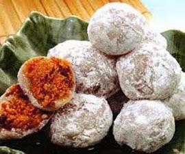 Resep Kue Moci Kacang Tanah Enak