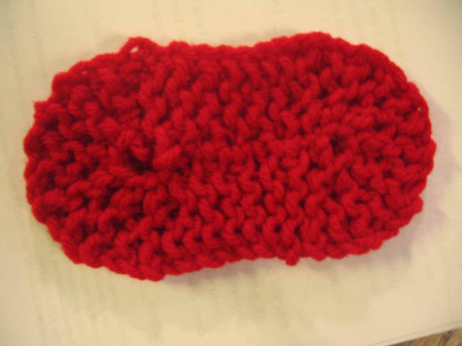 String Theory Fiber Works: Loom Knit Oval Shapes