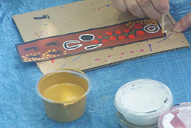 Learning History Through Aboriginal Arts, Learning History Through Arts, Aboriginal Art