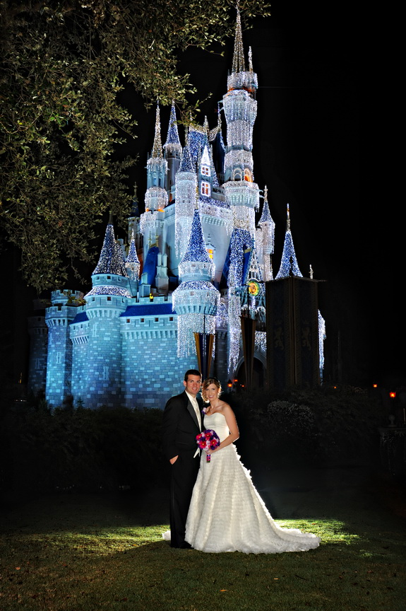 picture of haunted mansion wedding dress