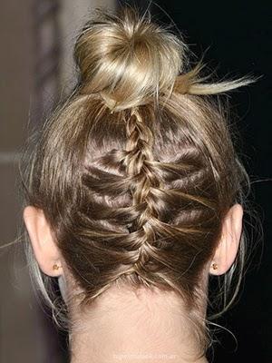 peinados con trenzas_2014