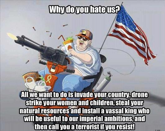 Afbeeldingsresultaat voor www.de VS het gruwelijke imperium