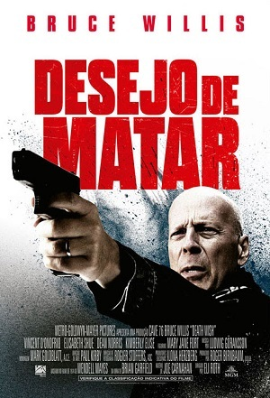 Filme Desejo de Matar Blu-Ray    Torrent Download