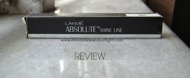 Lakme ABSOLUTE shine line in Smoky Grey review