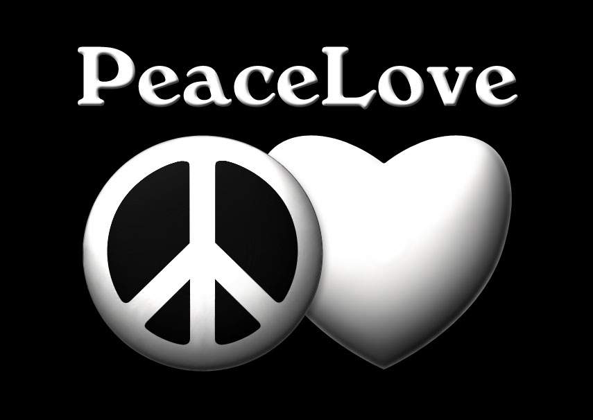 Love And Peace Quotes. peace and love quotes