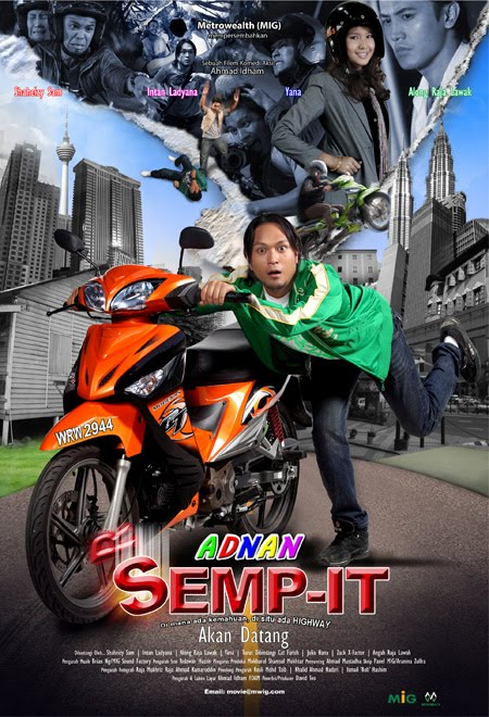 Adnan Sempit Full Movie