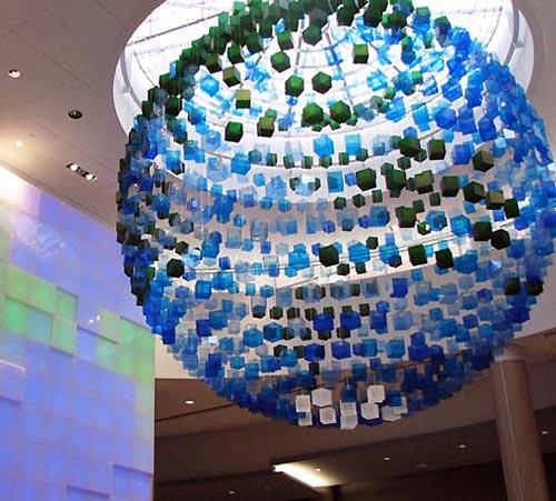 Lobby Interior Lighting Design