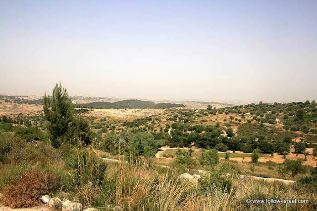 Neot Kedumim, the Biblical Landscape Reserve in Israel