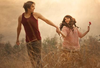 young-couple-ماذا تفعلين اذا احببت قريبك