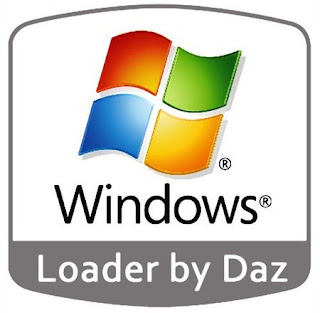 Crack Win 7 bằng Windows Loader