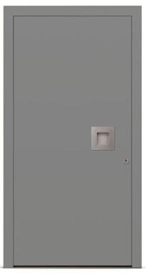 Drzwi HT410 z kwadratowym pochwytem