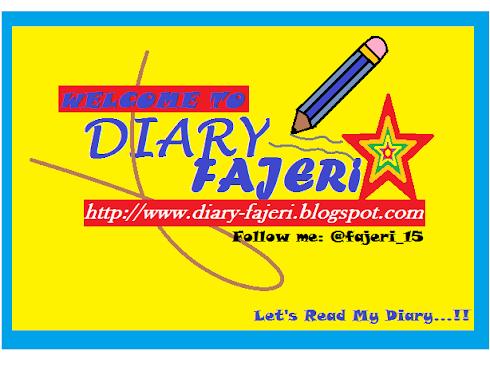 KLIK!! DiaryFajeri..!!
