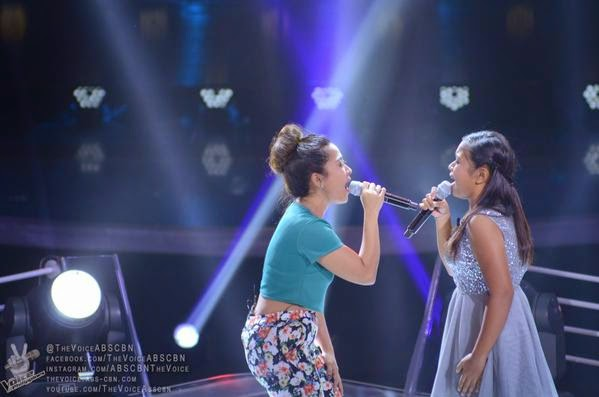 Youtube sensation Alisah Bonaobra wins The Battles vs Abbey Pineda on 'The Voice PH'