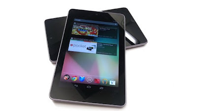Foto Google Nexus 7