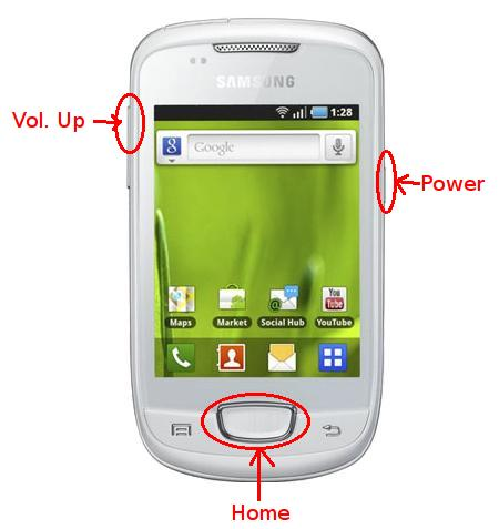 Samsung Galaxy Mini GT