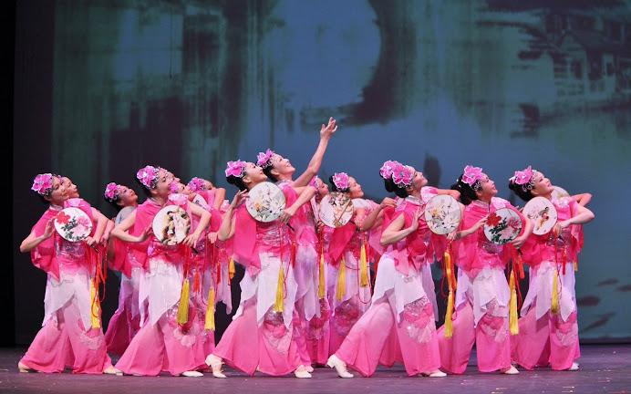 Han Dance (菱花)