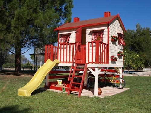El blog de gcd casas de madera para for Casita de madera ikea