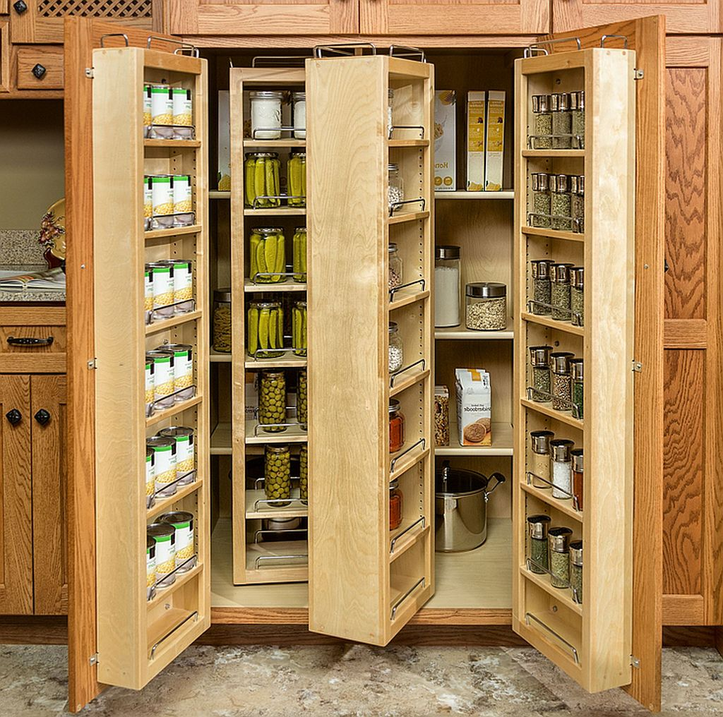 Wood Storage Cabinet With Shelves ~ Wood storage cabinets with doors and shelves