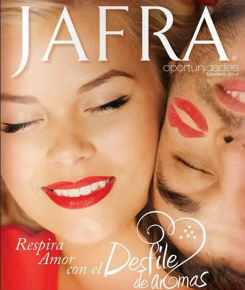 catalogo jafras febrero 2014