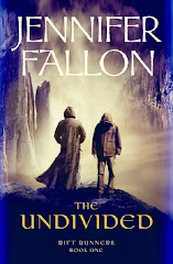 The Undivided (Rift Runners: Book 1) by Jennifer Fallon