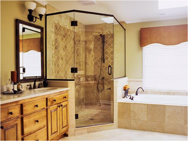 Traditional bathroom design ideas room design ideas for Bathroom ideas layout