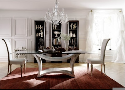 dining table pedestals
