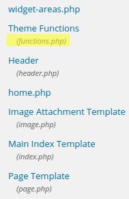 klik function.php