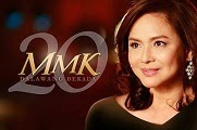 MMK Maalaala Mo Kaya  October 22, 2016