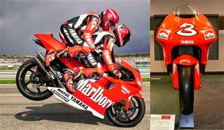 Gambar Motor GP 500