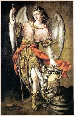 Sancte Raphael Archangele, ora pro nobis