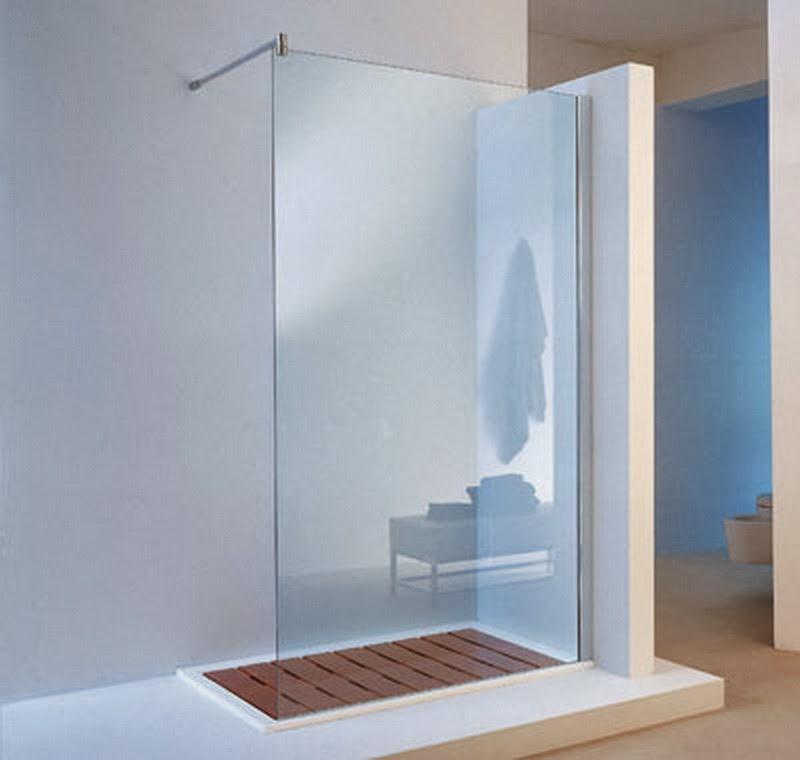 Le guide de la paroi de douche