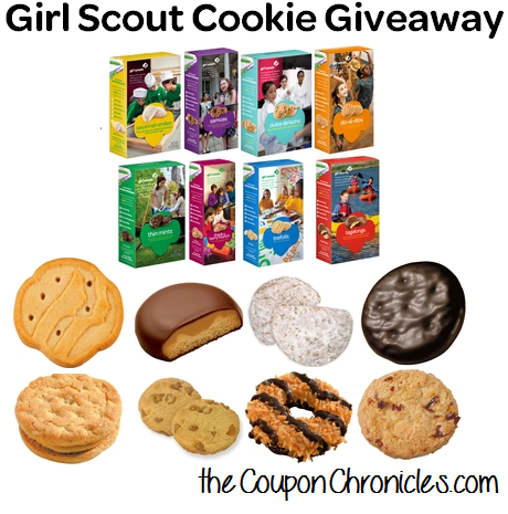 About Girl Scout Cookies - Girl Scouts