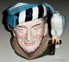 The Falconer Toby Jug D6533