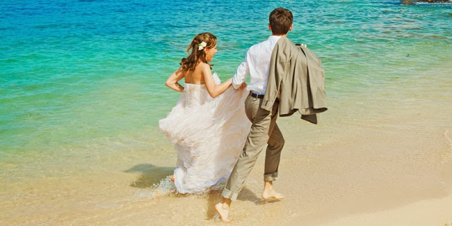 Permalink to Beach Wedding Benefits