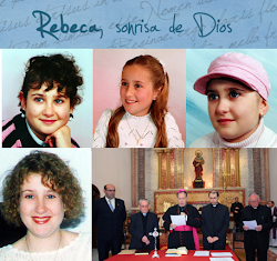 PROCESO CANONIZACIN REBECA ROCAMORA