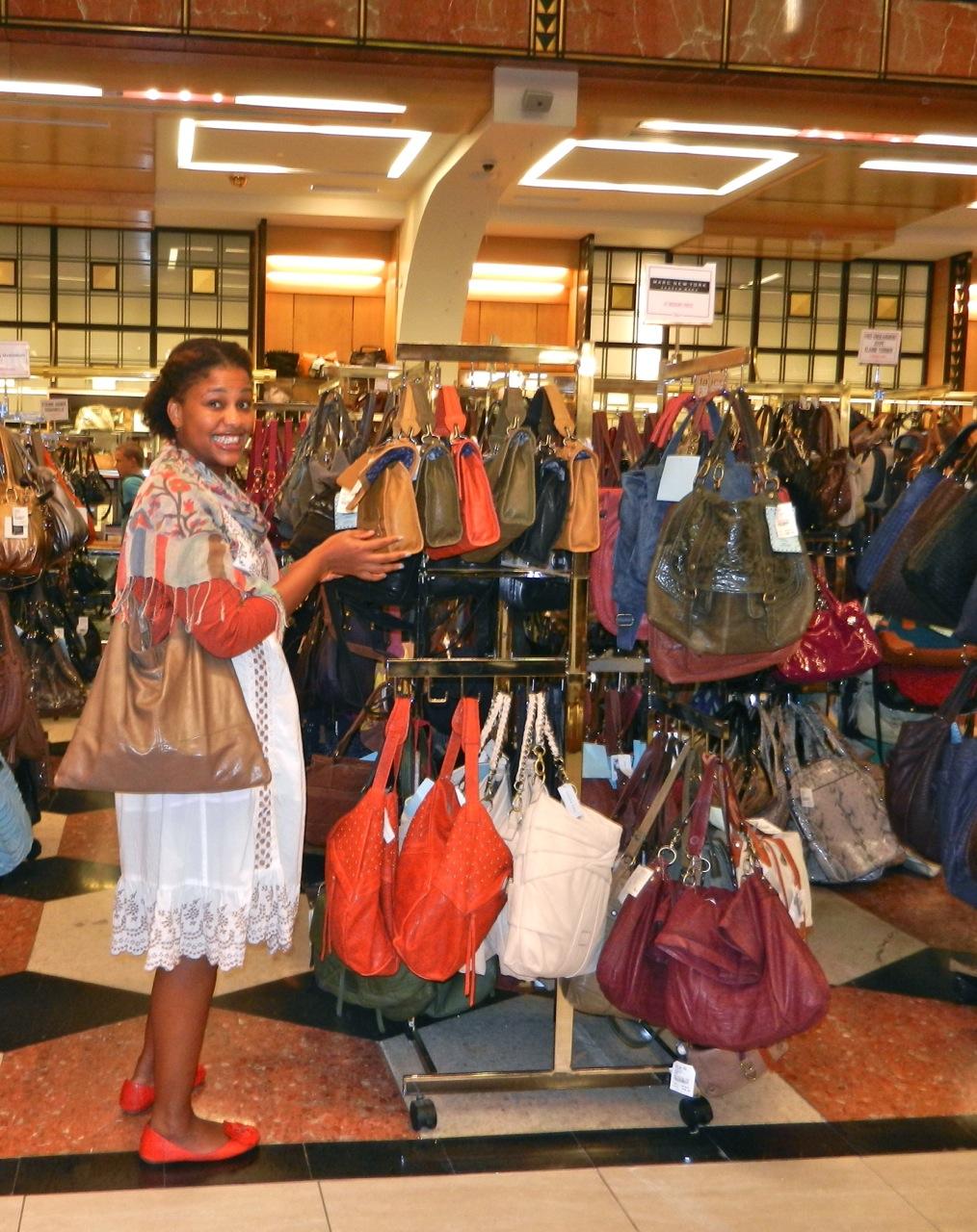 C21 Challenges the Handbag Shopping Moratorium