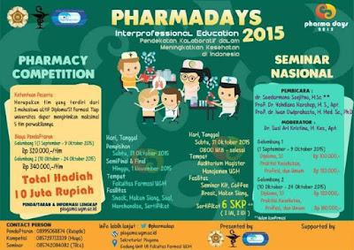 Info lomba pharmacy
