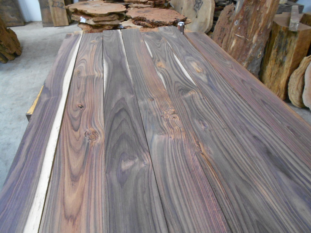 4 8 Meter Decking Boards Of Tropical Exotic Hardwoods Indonesian Rosewood