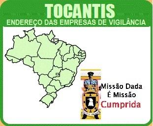 Empresas de Vigilância de Tocantins
