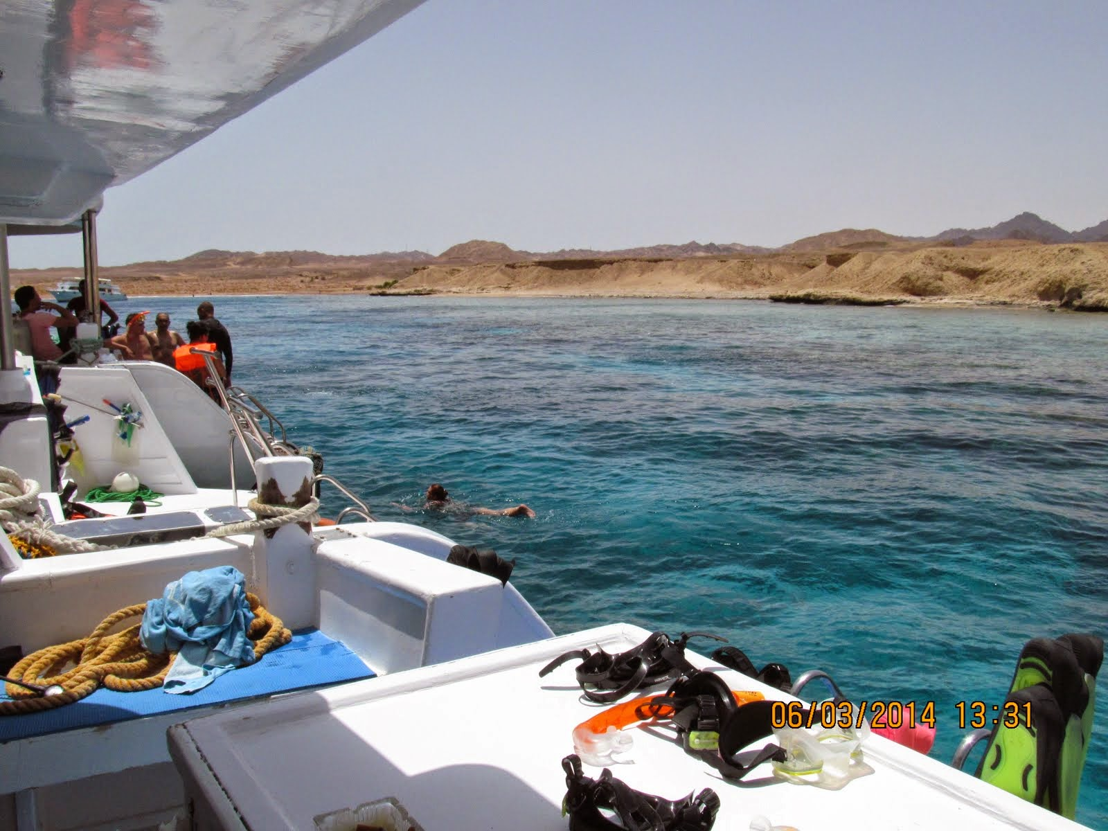 Ras Mohammed National Park & Marine Sanctuary, Sharm el Sheikh, South Sinai, Egypt
