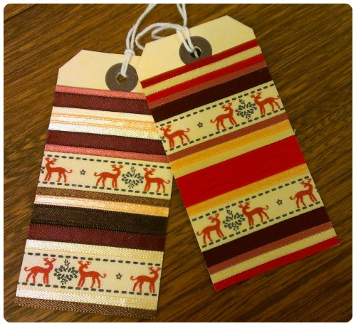 craftypainter: Christmas gift tags