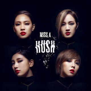 lirik lagu Miss A Hush  (허쉬) Lyrics