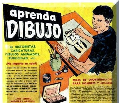 Dibujo por correspondencia, Continental School - Official Website - BenjaminMadeira