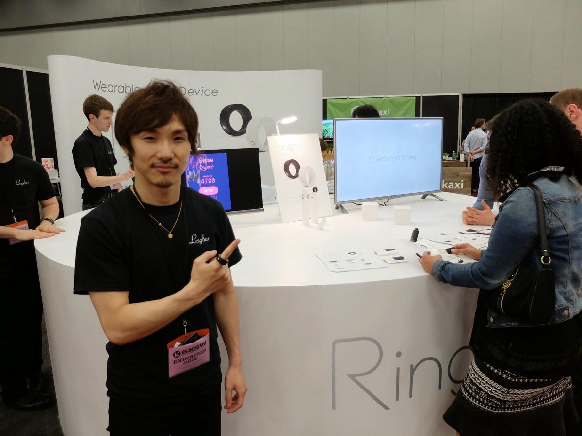 Ring Zero, Cincin Pintar atau Smart Ring Yoshida Dari Jepang