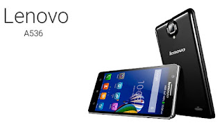 Update Lenovo A536 with the International Firmware version A536_S186_150813_ROW