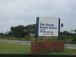 Eko Tourist Beach Resort Nigeria